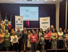 Graças promove ação de multiplicadores de prevenção primária do câncer